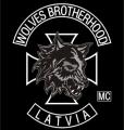 vilku brālība logo