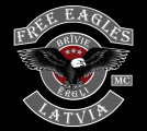 free eagles logo