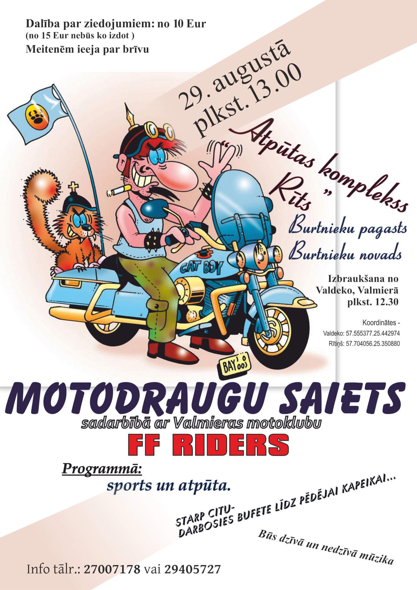 ffriders motodraugu saiets 2020