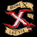 iron x logo